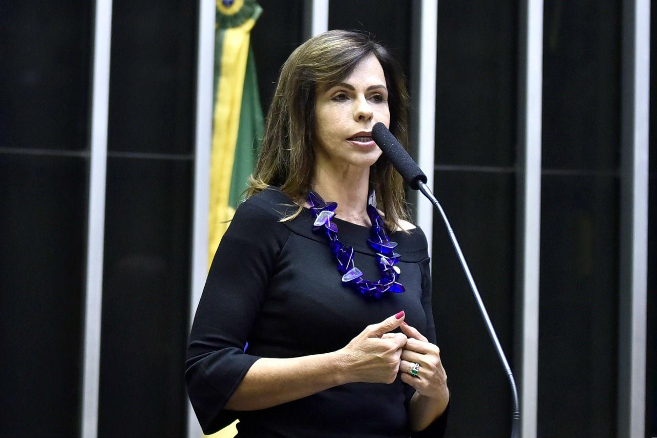 Levar recursos para Saúde do Tocantins é sua prioridade de atuação, diz a deputada federal Professora Dorinha